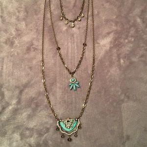 Fashion Layered Necklace